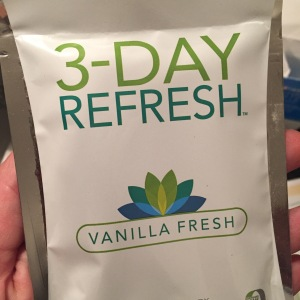 Vanilla Fresh Shake